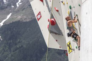 AUSTRIAN OPEN 2019 - Innsbruck (AUT) 13th - 16th June 2019 - PARACLIMBING / image shows: