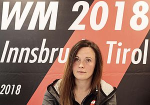 09.04.2018, Innsbruck, AUT, Pressekonferenz, Kletterverband Österreich, Beginn Weltcup-Saison 2018 und Vorschau Kletter-WM Innsbruck/Tirol, im Bild Ellie Howard (KVÖ Nationaltrainer) // during a press conference of Climbing Association Austria (KVÖ) to the upcoming World Cup season 2018 and preview of World Climbing Championships in Tyrol. Innsbruck, Austria on 2017/04/09. EXPA Pictures © 2018, PhotoCredit: EXPA/ Johann Groder