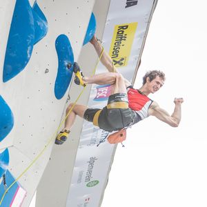 IFSC Climbing World Championships Innsbruck Tirol 2018 / Lead Qualification Men / 07.09.2018 / image shows: Adam Ondra (CZE)