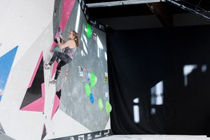 Innsbruck, AUT, 09.JULY.20 - AUSTRIA CLIMBING SUMMER SERIES 2020. Image shows LETTNER SANDRA (AUT). Photo: KVOE / ANDREAS AUFSCHNAITER