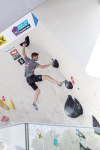 EUROPEAN CUP BOULDER & SPEED 2019 -Innsbruck (AUT) 2nd - 04th May 2019 / image shows: