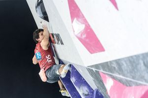 Innsbruck, AUT, 16.JULY.20 - AUSTRIA CLIMBING SUMMER SERIES 2020. Image shows LEHMANN SASCHA (SUI). Photo: KVOE / ANDREAS AUFSCHNAITER