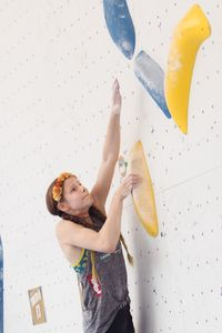 JUGEND-WM 2019 -\nIFSC CLIMBING YOUTH WORLD CHAMPIONSHIPS - Arco (ITA) 21-31 August 2019 / image shows: Emilia Warenski (ÖAV Innsbruck)