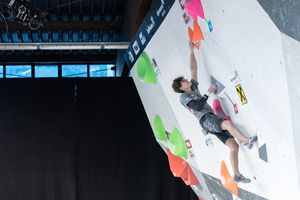 Innsbruck, AUT, 09.JULY.20 - AUSTRIA CLIMBING SUMMER SERIES 2020. Image shows REST STEPHAN (AUT). Photo: KVOE / ANDREAS AUFSCHNAITER