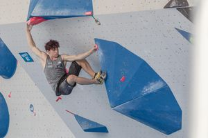 JUGEND-WM 2019 -\nIFSC CLIMBING YOUTH WORLD CHAMPIONSHIPS - Arco (ITA) 21-31 August 2019 / image shows: David Zinsler (NFÖ Wien)