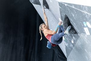 Innsbruck, AUT, 09.JULY.20 - AUSTRIA CLIMBING SUMMER SERIES 2020. Image shows KLINGLER PETRA (SUI). Photo: KVOE / ANDREAS AUFSCHNAITER