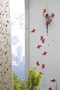 EUROPEAN CUP BOULDER & SPEED 2019 -Innsbruck (AUT) 2nd - 04th May 2019 / image shows: Laura Lammer
