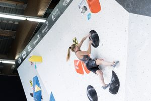 Innsbruck, AUT, 16.JULY.20 - AUSTRIA CLIMBING SUMMER SERIES 2020. Image shows PILZ JESSICA (AUT). Photo: KVOE / ANDREAS AUFSCHNAITER