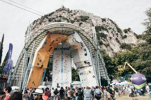 JUGEND-WM 2019 -\nIFSC CLIMBING YOUTH WORLD CHAMPIONSHIPS - Arco (ITA) 21-31 August 2019 / image shows: