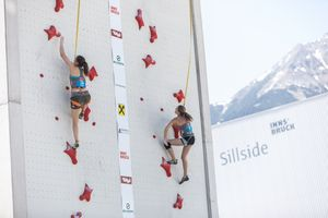 AUSTRIAN OPEN 2019 - Innsbruck (AUT) 13th - 16th June 2019 / image shows: Alexandra Elmer and Laura Stöckler