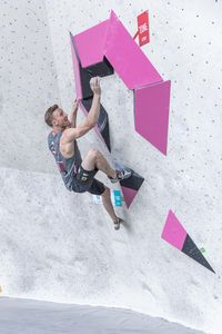 AUSTRIAN OPEN 2019 - Innsbruck (AUT) 13th - 16th June 2019 - BOULDER QUALIFIKATION / image shows: Jakob Schubert